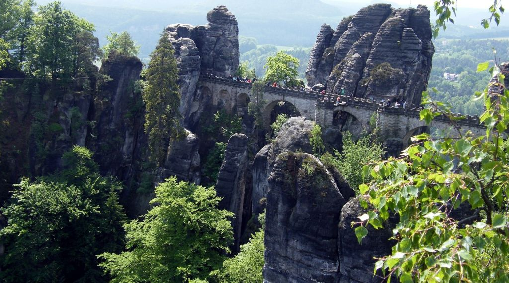 Saksisch Zwitserland Duitsland  ecotoerismeeu