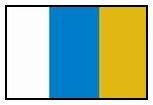 vlag Canarische Eilanden