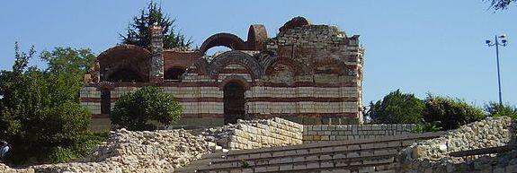 johannes aliturgetoskerk nesebar