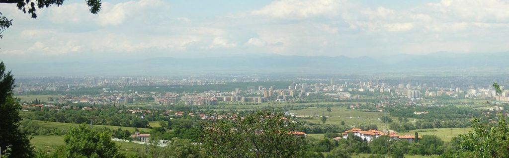 Sofia vallei