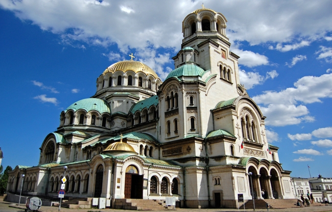 st. Alexander Nevski kathedraal