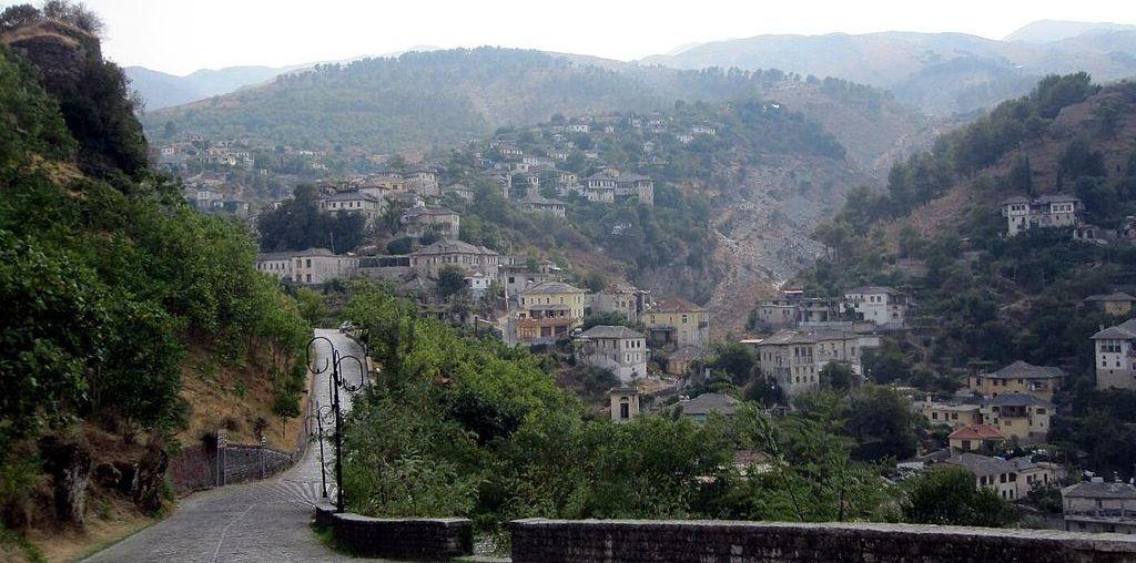 Historisch centrum Gjirokaster