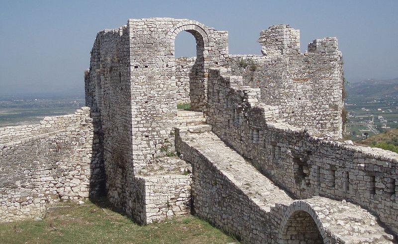 kasteel van Berat