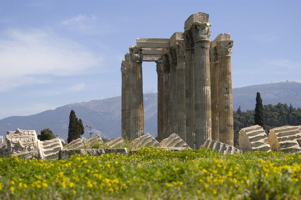 Atheense Riviera Attika