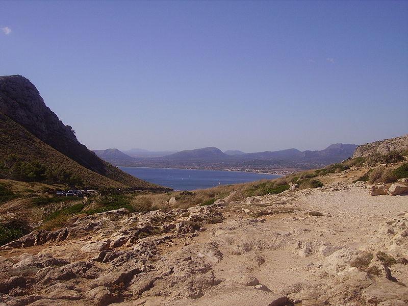 Baai van Pollenca