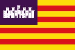 vlag Balearen