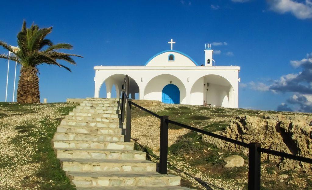 agia thekla Cyprus