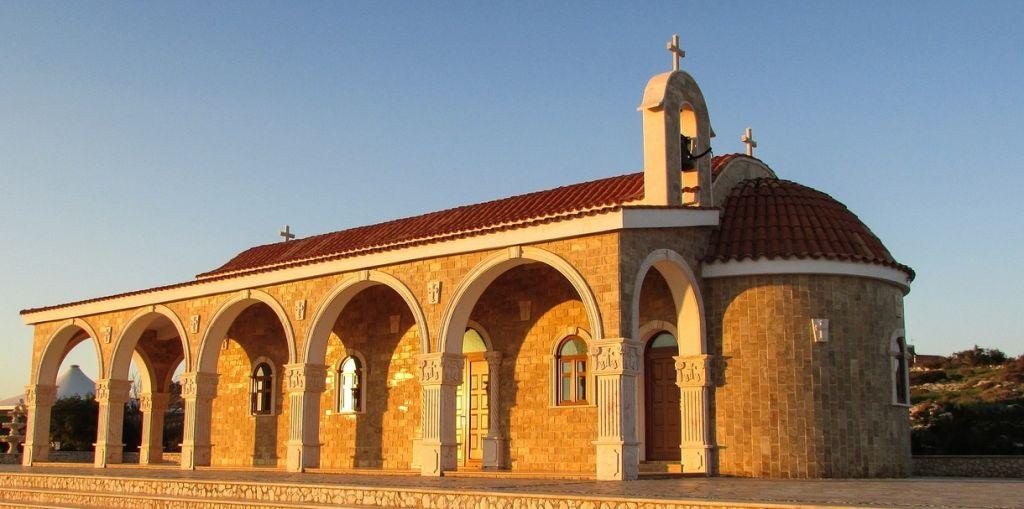 Agios Epifanios kerk Agia Napa