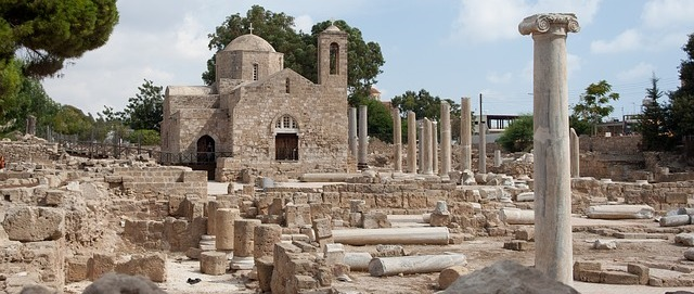 klooster Paphos
