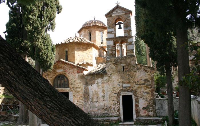 klooster Kessariani